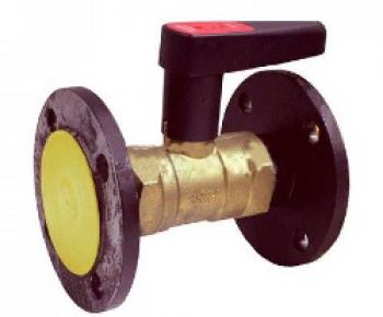 Балансировочный клапан ф/ф латунь Ду 50S Ру 16 Kvs=35.3, Broen Ballorex® Venturi DRV 4850510S-001005