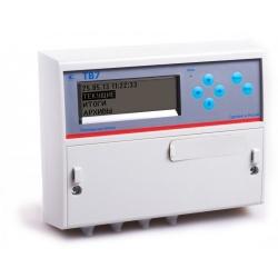 Тепловычислитель ТВ7-01 с сетевым источником питания+батарея АА