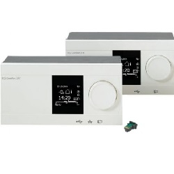 Регулятор температуры электронный ECL Comfort 210