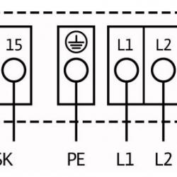 Кран шаровой латунный LD Pride 47.32.В-В.Р Ду 32 Ру 25 рычаг