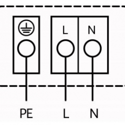 Кран шаровой LD КШЦП из ст.20 Ду32 Ру 4,0 МПа