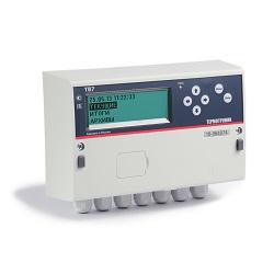 Тепловычислитель ТВ7-01М с сетевым источником питания+батарея АА